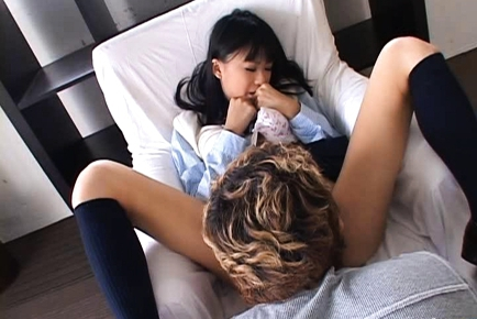 Chika Ishihara Hot Japanese babe in cosplay gets some sex action